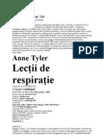 101882648 Anne Tyler Lectii de Respiratie