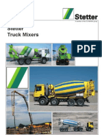Stetter Truck Mixer Brochure
