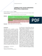 The mathematical modelling of the osmotic dehydration of shark fillets at different brine temperature.pdf