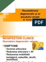 C5 - Reumatismul degenerativ