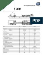 Volvo B8RLE Datasheet