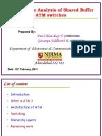 Presentation for Major Project