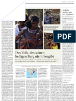 MY STORY IN DIE WELT ON THE DONGRIA KONDH VOTE AUGUST 2013