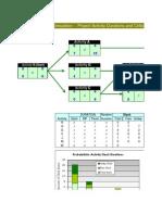 Slack Analysis - MC Simulation