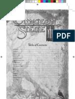 Dungeon Siege 3 Manual
