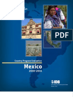 Idb - Country Strategy With Mexico
