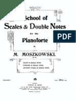Moszkowski School of Double Notes