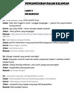 Sebab Pengangguran di Malaysia