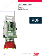 Tps1200 System Field Manual
