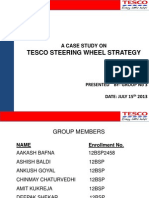 Tesco Wheel