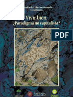 Vivir Bien Paradigma No Capitalista