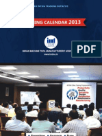 IMTMA Calendar 2013