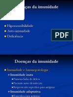 Doenças da imunidade e hipersens I