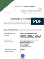 3.Memoriu Tehnic de Arhitectura MACIN-Faza PT