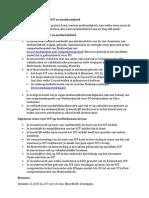 Startbekwaam bewijs – ICT en mediawijsheid
