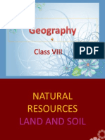Soil Profile- India