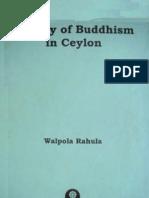 91583352 History of Buddhism in Ceylon