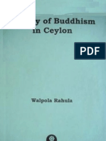 91583352 History of Buddhism in Ceylon