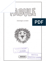 Povesti copii Fabule