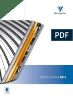 Votorantim Informe Integrado 2012