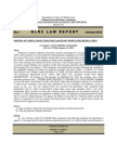 Law Report January 2013