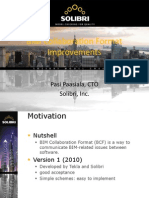 BIM Collaboration Format Improvements