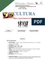 Proyecto de Cultura III. E.T.R.Z.D.F San Fdo.
