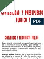 CONT Y PRESP PCO I