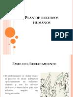 Diapositivas Plan de Recursos Humanos