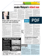 TheSun 2009-05-29 Page14 Robert Kuok Remains Malaysias Richest Man