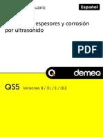 QS5 Manual ES