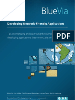 Developing Network Friendly Applications