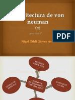Arquitectura de Von Neuman Diapositivas Imprimir