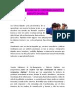 ENSAYO Inmigrantes y Nativos Marisol Del Vasto 1