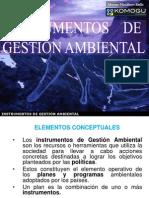 INSTRUMENTOS GESTION AMBIENTAL_2013