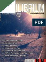 Equilibrium Magazine Issue 49 Summer 2013