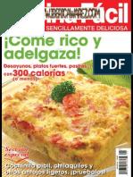Cocina Facil- Dietas