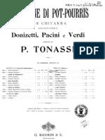Tomassi, P._ Verdi, G., Nabucco Primo Pot-Pourri