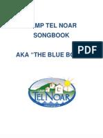Camp Tel Noar BlueBook