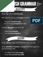 chalkboard english grammar 1