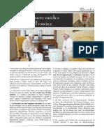 enciclica Lumen Didei francisco
