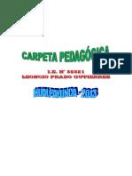 CARPETA PEDAGÓGICA (HALPAYUNCA)