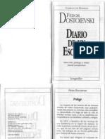 F. Dostoievski - Diario de Un Escritor