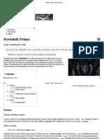 Hardshell (Prime) - Transformers Wiki