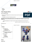 Ultra Magnus (WFC) - Transformers Wiki