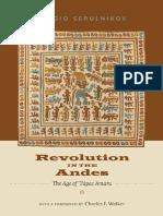 Revolution in the Andes by Sergio Serulnikov