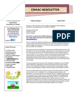 2013-8 CMAAC Newsletter