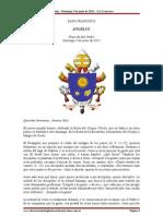2013-06-02 Angelus Corpus Chisti 2 de Junio de 2013