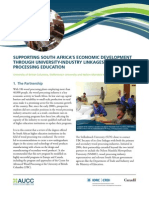 Supporting South Africas Economic Development for Wood Processing Education Ubc Idrc Case Study 2013