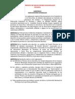 FECOPA - Nuevo Reglamento de Selecciones Nacionales 2013-14